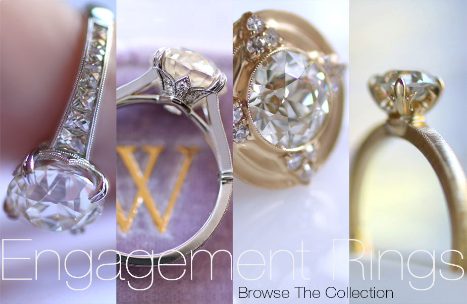 Erika Winters Engagement Ring Collection