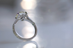 Erika Winters Fine Jewelry Helena Solitaire Engagement Ring