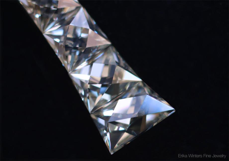 Erika Winters Fine Jewelry French Cut Diamonds