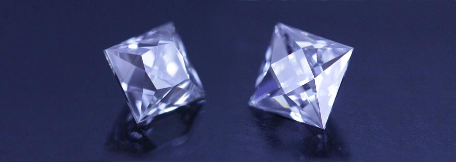 French Cut Diamonds by Yoram F.