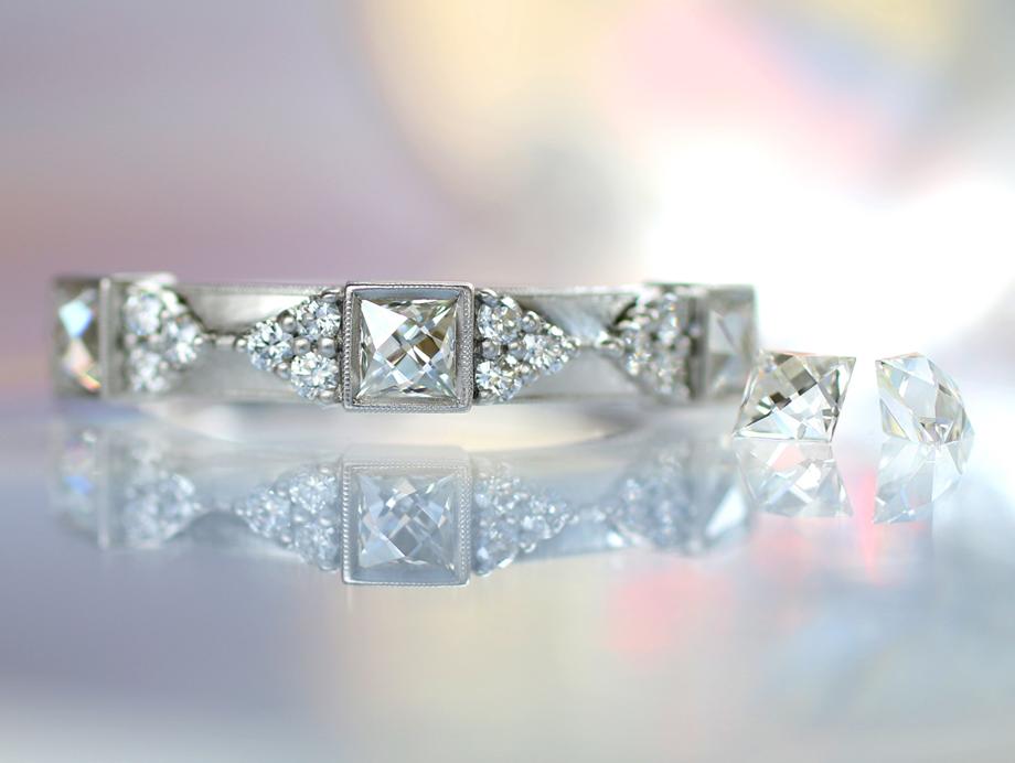 Erika Winters Fine Jewelry Cordelia Wedding Band