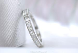 Erika Winters Fine Jewelry Isabella wedding band
